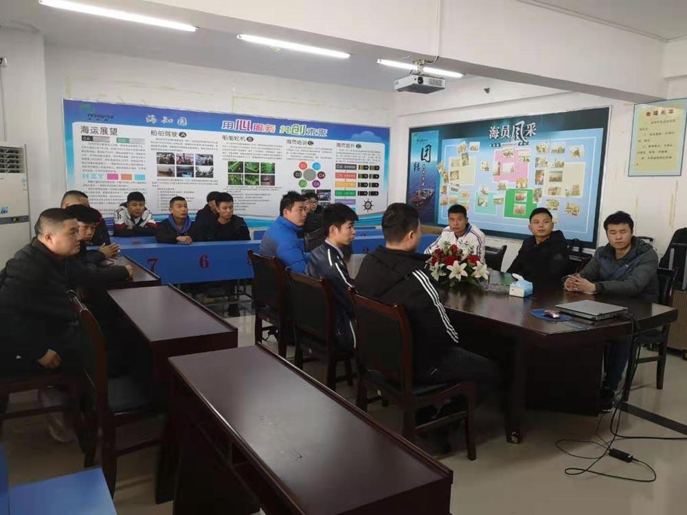 湖南亚洲城手机版网页登录201901期海员新生